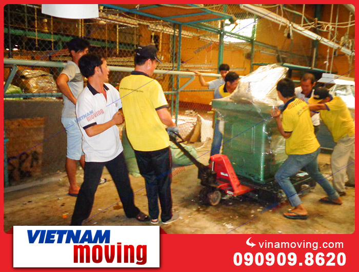 Chuyển kho xưởng nhà xưởng chuyên nghiệp đúng quy trình là yêu cầu hàng đầu
