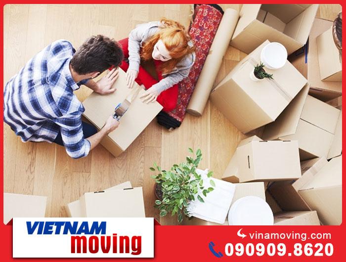 Cách sắp xếp và đóng gói nhanh chóng khi chuyển nhà