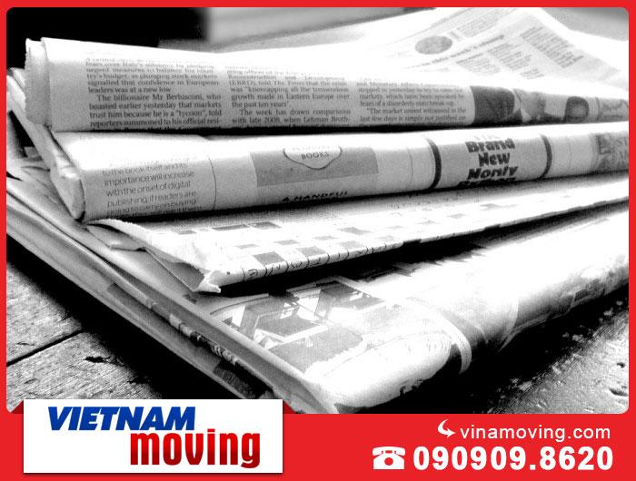 Hướng dẫn xử lý giấy báo khi chuyển văn phòng