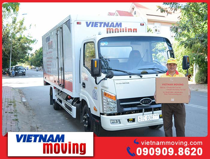 Dịch vụ chuyển nhà và chuyển văn phòng Vietnam Moving(Vinamoving)