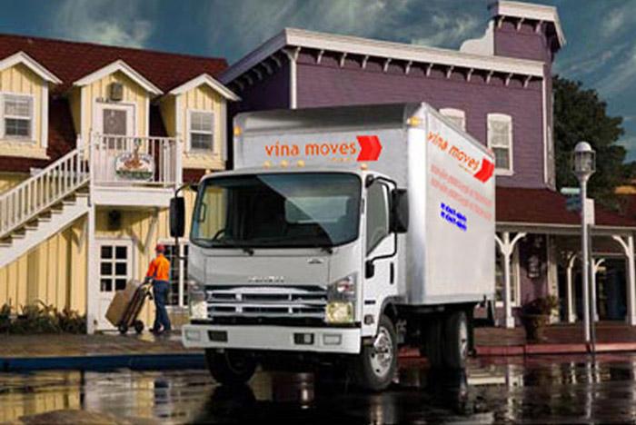 Dịch vụ chuyển nhà và chuyển văn phòng Vinamoves