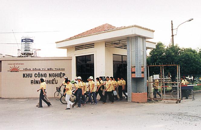 Chuyển nhà xưởng, kho xưởng tại KHU CÔNG NGHIỆP BÌNH CHIỂU-Quận Thủ Đức