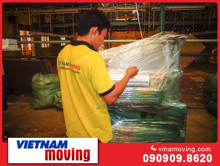Chuyển nhà xưởng, kho xưởng tại Khu công nghiệp Phong Phú – Huyện Bình Chánh