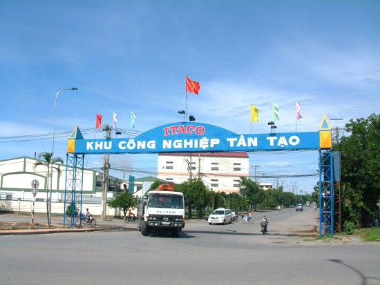 Chuyển nhà xưởng, kho xưởng tại KHU CÔNG NGHIỆP TÂN TẠO- Quận Bình Tân
