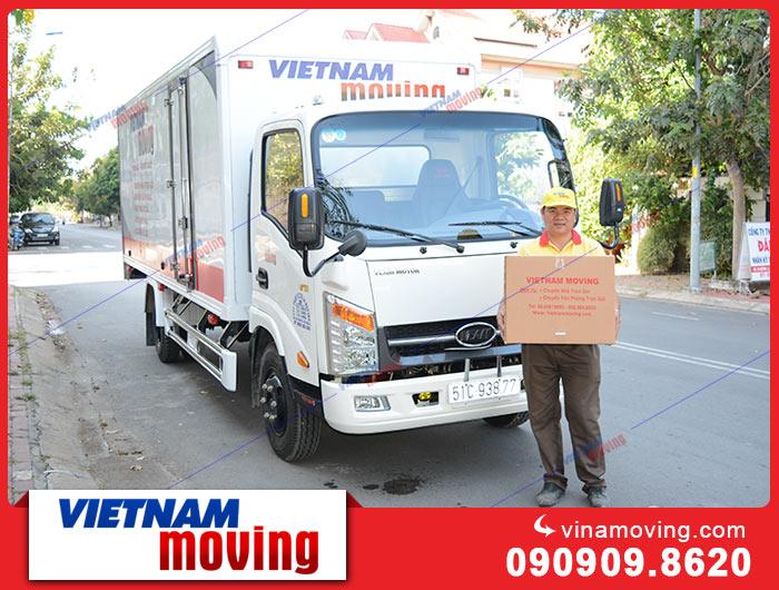 Bảng giá dịch vụ cho thuê xe tải