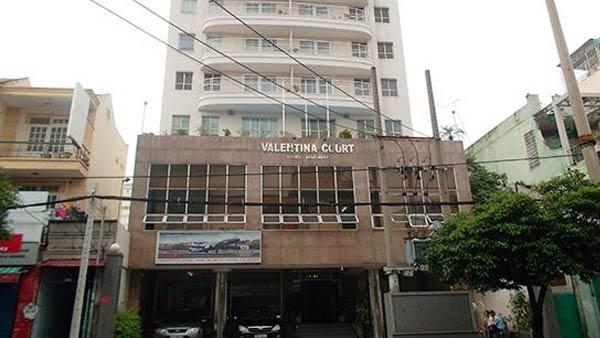 Chuyển nhà ở căn hộ chung cư Valentina Court - quận 1