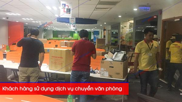Dịch vụ chuyển văn phòng trọn gói giá rẻ TP.HCM-HÀ NỘI - Lazada - Saigon Centre