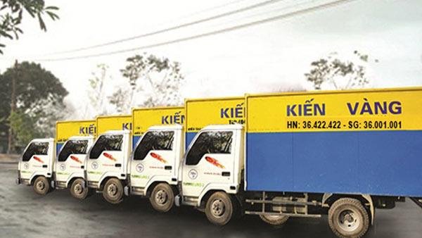 Top 10 dịch vụ chuyển nhà trọn gói giá rẻ chất lượng nhất hiện nay, Dịch vụ chuyển nhà Kiến Vàng,