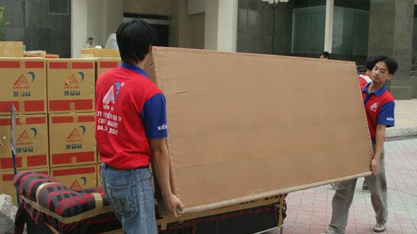 Top 10 dịch vụ chuyển nhà trọn gói giá rẻ chất lượng nhất hiện nay, Dịch vụ chuyển nhà trọn gói Kiến Đỏ