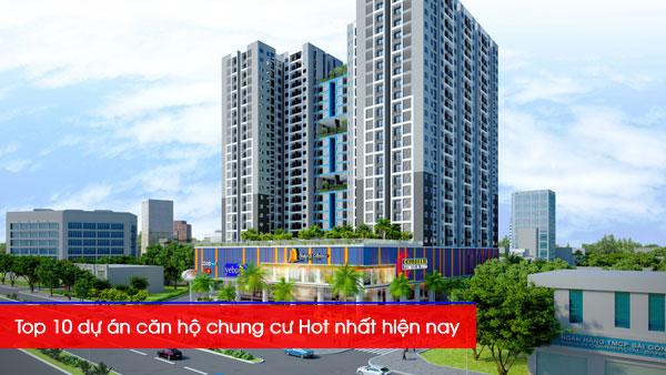 Sài Gòn AVENUE thuộc top 10 dự án căn hộ chung cư hot nhất hiện nay