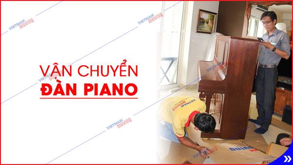 Dịch vụ vận chuyển đàn Piano uy tín chuyên nghiệp tại TPHCM và Hà Nội