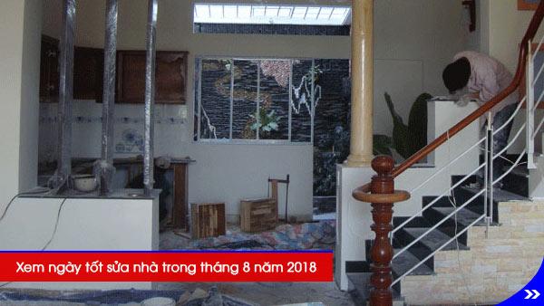Xem ngày tốt sửa nhà trong tháng 8 năm 2018, Xem ngày tốt để sửa nhà – nét văn hóa của người phương Đông