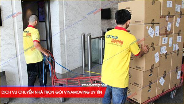 Chuyển nhà ở căn hộ chung cư Thủ Thiêm Sky - quận 2, TPHCM, Vietnam Moving(Vinamoving), nơi bạn có thể gửi chọn niềm tin