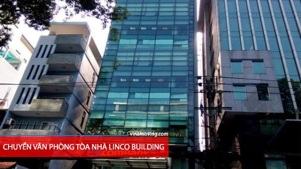 Chuyển văn phòng tòa nhà LINCO BUILDING - Võ Văn Tần, Quận 3
