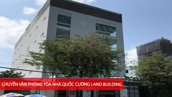 Chuyển văn phòng tòa nhà QUỐC CƯỜNG LAND BUILDING - Võ Văn Tần, Quận 3