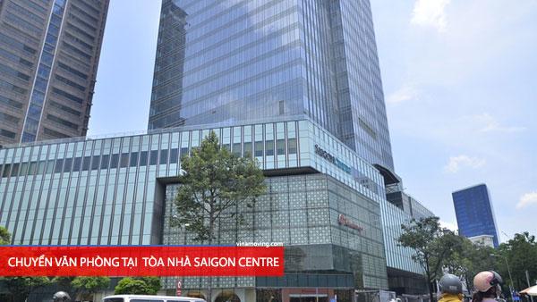Chuyển văn phòng tòa nhà SAIGON CENTRE-Lê Lợi, Quận 1, TPHCM
