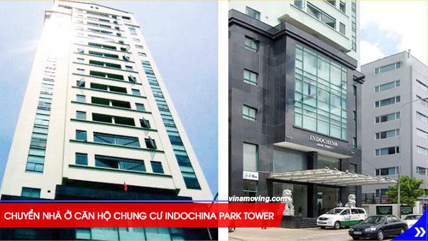 Chuyển nhà ở căn hộ chung cư Indochina Park Tower - quận 1