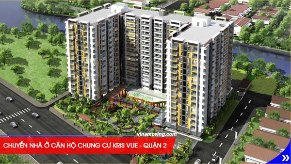 Chuyển nhà ở căn hộ chung cư Kris Vue - quận 2, TPHCM, Dịch vụ chuyển nhà luôn song hành với những tòa nhà cao ốc