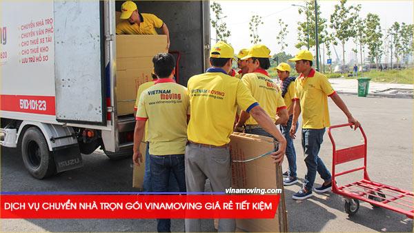 Chuyển nhà ở căn hộ chung cư Saigon Plaza - quận 1, TPHCM, Dịch vụ chuyển nhà trọn gói Vietnam Moving (Vinamoving) giá rẻ tiết kiệm