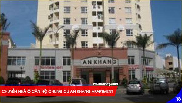 Chuyển nhà ở căn hộ chung cư An Khang Apartment - quận 2