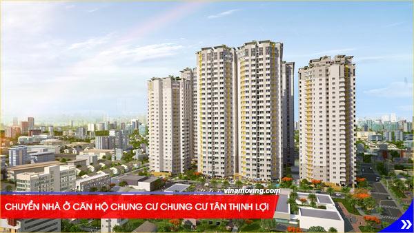 Chuyển nhà ở căn hộ chung cư Him Lam Chợ Lớn - Quận 6, Tp Hồ Chí Minh