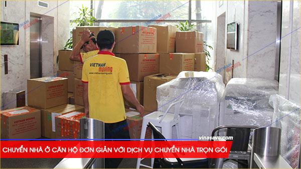 Chuyển nhà ở căn hộ trở nên thật đơn giản với dịch vụ chuyển nhà trọn gói chuyên nghiệp, nhanh chóng