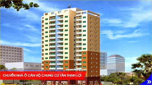 Chuyển nhà ở căn hộ chung cư Tân Thịnh Lợi - Quận 6, TP Hồ Chí Minh