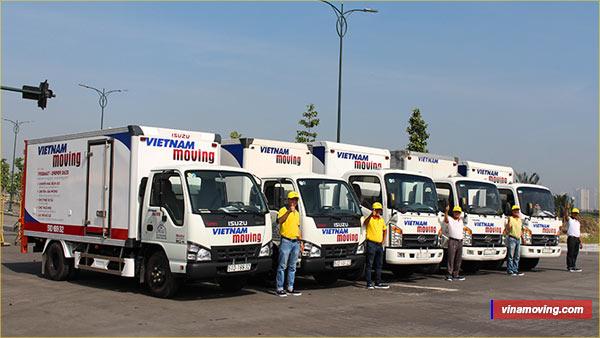 Dịch vụ chuyển nhà trọn gói quận 5 uy tín và tiết kiệm, Vinamoving – thương hiệu chuyển nhà trọn gói uy tín
