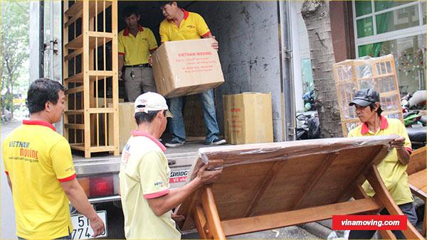 Cung cấp dịch vụ chuyển nhà trọn gói quận 6 TP Hồ Chí Minh