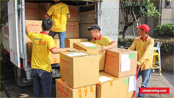 Dịch vụ chuyển nhà trọn gói quận 7 nhanh chóng và tiết kiệm, Dịch vụ chuyển nhà uy tín tại TP Hồ Chí Minh