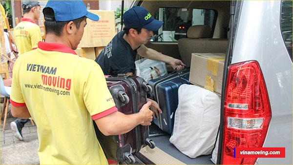 Dịch vụ chuyển nhà trọn gói quận 7 nhanh chóng và tiết kiệm