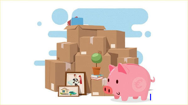 Dịch vụ chuyển nhà trọn gói quận 8 giá rẻ tiết kiệm thời gian và chi phí, Có nhiều phương pháp giúp bạn tiết kiệm khi chuyển nhà