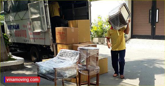 Chuyển nhà trở nên đơn giản với Vinamoving, Dịch vụ chuyển nhà trọn gói quận 9 giá rẻ chỉ từ 199k