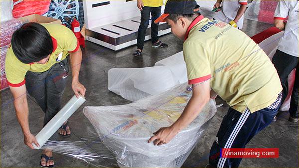 Dịch vụ chuyển nhà trọn gói tỉnh Đồng Nai - Giá thành hợp lí, chất lượng ưu việt