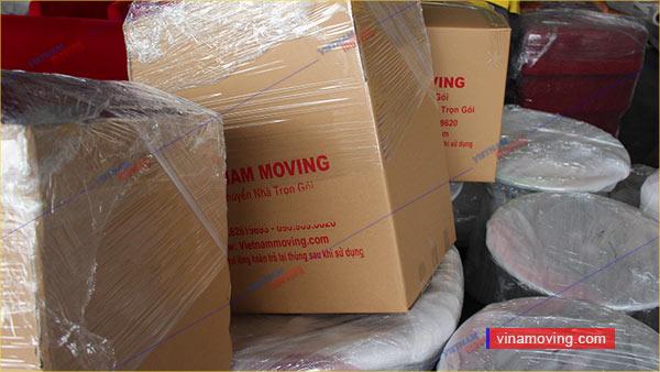 Vinamoving giúp bạn tiết kiệm chi phí-Dịch vụ chuyển nhà trọn gói tỉnh Long An - Giá rẻ nhanh chóng