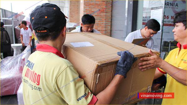 Dịch vụ chuyển nhà trọn gói TP Bình Dương - Nhanh chóng - An toàn