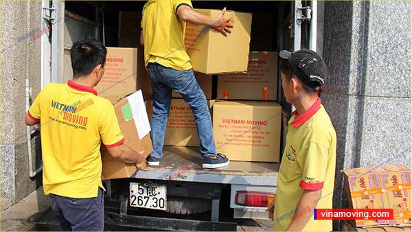 Cho thuê xe tải huyện Nhà Bè uy tín, chuyên nghiệp - Xe tải chuyên dụng phù hợp với mọi khối lượng hàng hóa