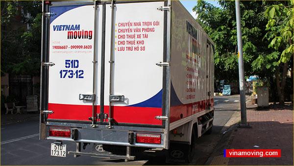 Dịch vụ cho thuê xe tải quận 4 giá rẻ 2