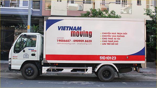 Dịch vụ cho thuê xe tải quận 5 3