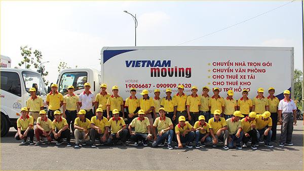 Dịch vụ cho thuê xe tải quận 5