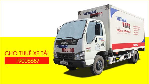 Dịch vụ cho thuê xe tải quận 11 giá rẻ tiết kiệm chi phí 1
