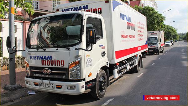 Dịch vụ cho thuê xe tải quận 12 giá rẻ chuyên nghiệp 1