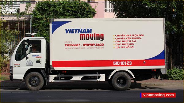 Cho thuê xe tải huyện Bình Chánh uy tín và chất lượng - Bảng giá cho thuê xe tải hợp lí khiến khách hàng hài lòng