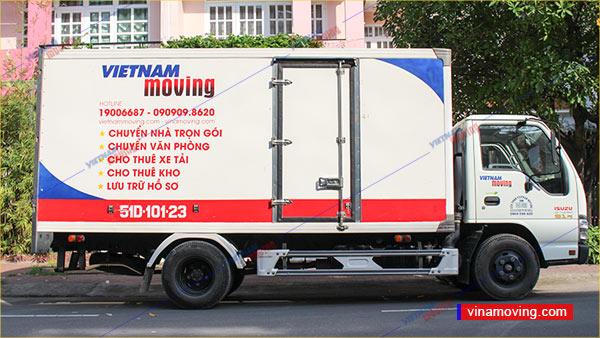 Dịch vụ cho thuê xe tải quận 7 Uy Tín Chất Lượng 1