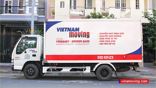 Dịch vụ cho thuê xe tải quận 7 Uy Tín Chất Lượng 3