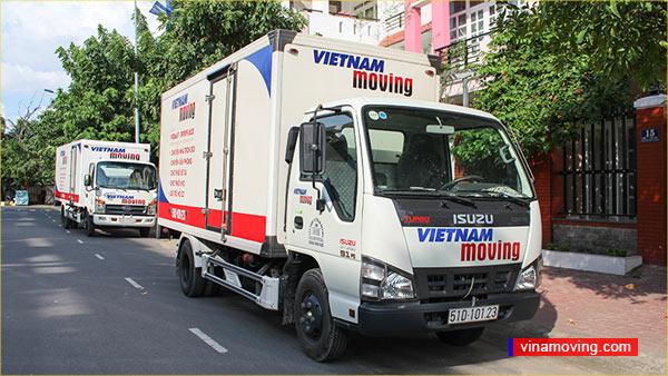 Dịch vụ cho thuê xe tải quận Hóc Môn giá rẻ - Uy tín chất lượng 1
