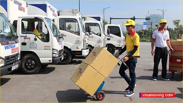 Dịch vụ cho thuê xe tải quận Hóc Môn giá rẻ - Uy tín chất lượng 3