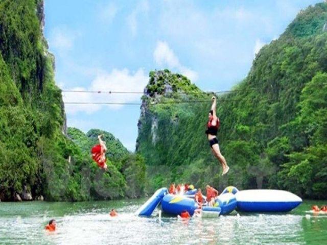 Từ TPHCM đi Quảng Bình bao nhiêu km?