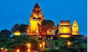 Từ TPHCM đi Ninh Thuận bao nhiêu km?
