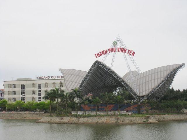 Từ Hà Nội đi Vĩnh Yên bao nhiêu km?
